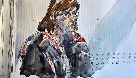Fransız 'Kara Dul' 22 yıl hapse mahkum edildi!