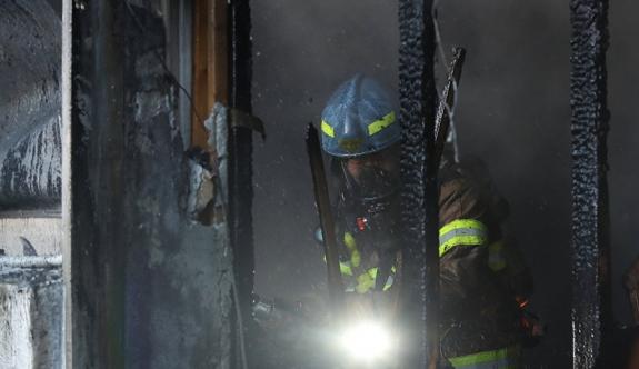 Hastanede yangın: 41 ölü, 50 yaralı!