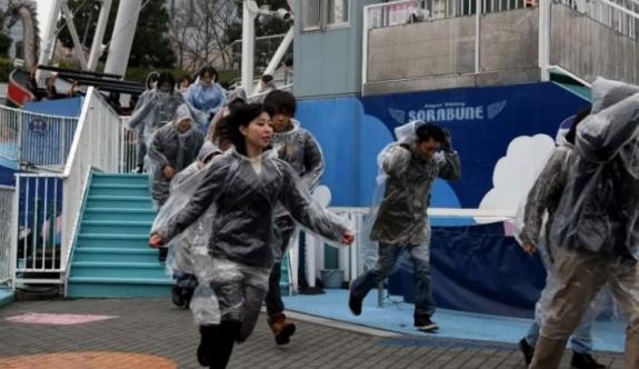 İkinci Dünya Savaşı'ndan beri Japonya'da ilk!