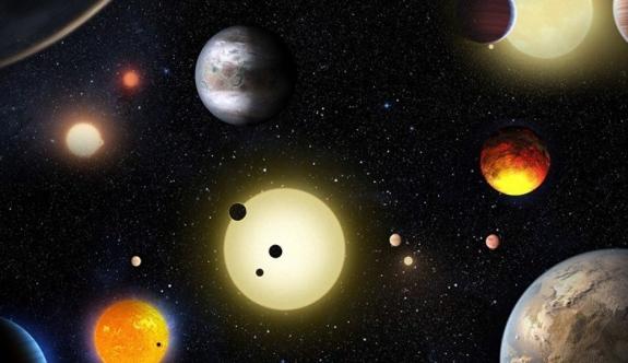 'Keşfedilen 7 gezegenden 2'sinde yaşam mümkün'