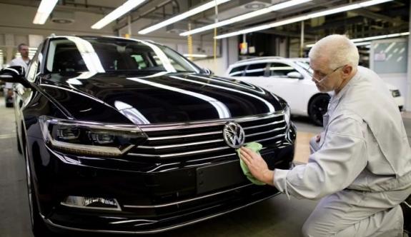 Volkswagen'den dev hamle!
