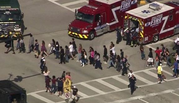 ABD'de okulda korkunç saldırı: Çok sayıda ölü var!