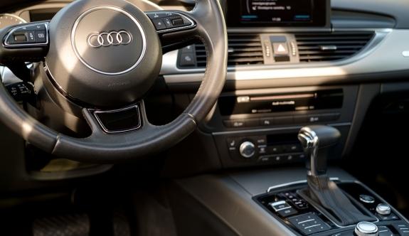 Almanya'da Audi tesislerinde arama!