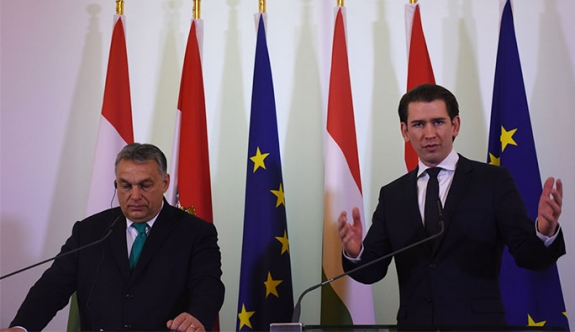 Avusturya'dan Macaristan'a dava