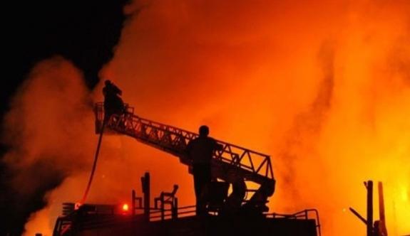 Çöp toplama merkezinde yangın: 9 ölü