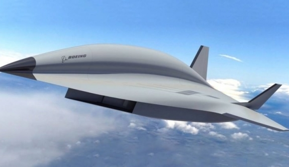 Dünyayı 3 saatte dolacak hipersonik uçak geliyor!
