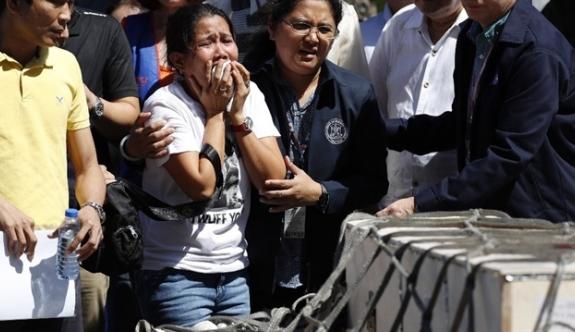 Filipinli işçinin cesedi dondurucuda bulundu!