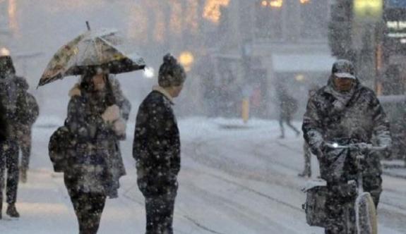 İsveç donuyor: 5 ölü