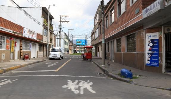 Kolombiya'nın başkenti Bogota'da 'arabasız gün'