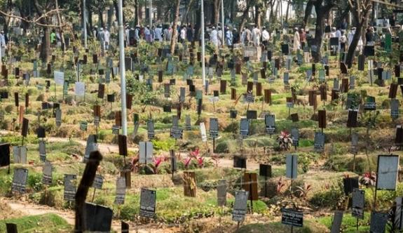 Ölülere yer kalmayan şehir: Dakka