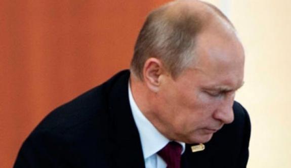 Rusya'da şok iddia! Putin hasta mı?