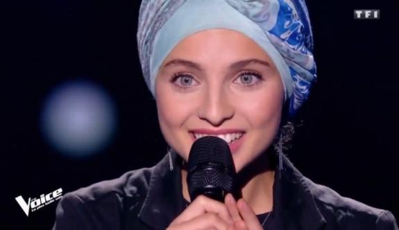 Televizyona çıkan Müslüman kadına tepki yağıyor!