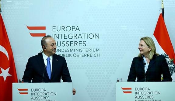 Avusturya Dışişleri Bakanı Kneissl'dan 'NATO' teşekkürü