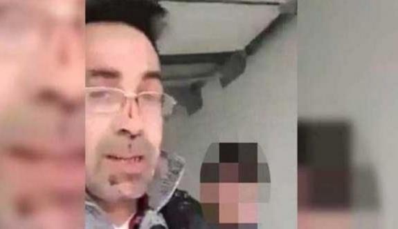 Karısını öldürüp, Facebook'tan yayın yaptı!