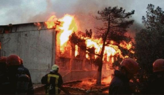 Rehabilitasyon merkezinde korkunç yangın: 30 ölü