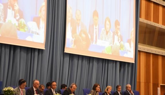 Viyana'da Uyuşturucu Maddeler Komisyonunun 61'inci oturumu düzenlendi
