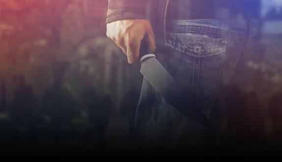 Viyana: Önüne geleni bıçakladı