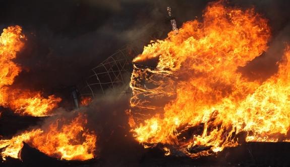 Viyana'da ev yangını: 2 ölü