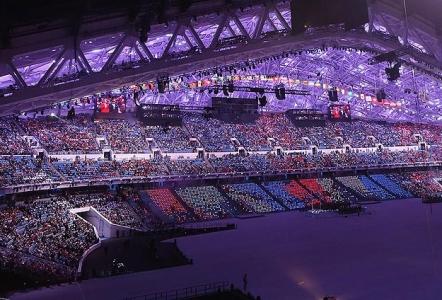 ''22. Kış Olimpiyat Oyunları başladı''