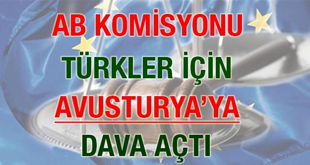AB Komisyonu, Türkler İçin Avusturya...