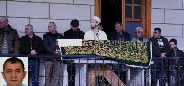 ''Almanya'da Öldürülen Türk Dönerci''