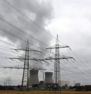 ''Almanya'nın Gundremmingen nükleer santralinde sorun''