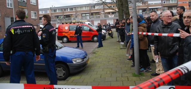 ''Amsterdam'da film gibi silahlı soygun''