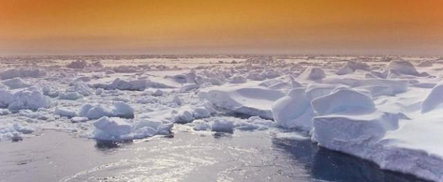 ''Antarktika buzulu yok oluyor!''