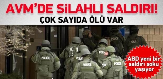 ''AVM'de Silahlı Saldırı''
