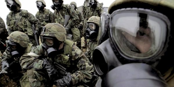Avrupa'da Kimyasal Silah Endişesi''
