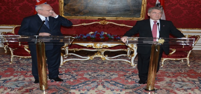 ''Avusturya Cumhurbaşkanı Fischer'den Rusya'ya Çağrı''