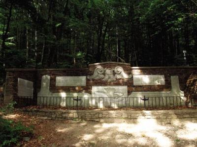 ''Avusturya'da Osmanlı izleri Türk mezar taşları ve tuğra''