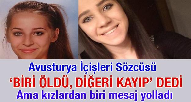 Avusturya'dan IŞİD'e katılan kızlardan...