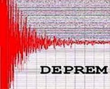 Balıkesir'de 4.0 büyüklüğünde deprem meydana geldi.