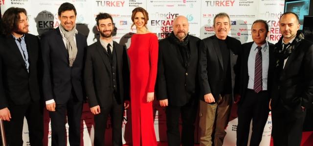 Berlin'de ''Türkiye Ekranı'' etkinliği''