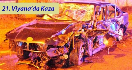 ''21. Viyana'da kaza ve Bir Ölü''