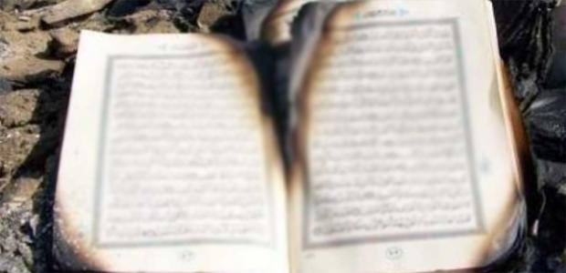 """""""Camiyi yağmalayıp Kur'an-ı Kerim yırttılar!"""""""