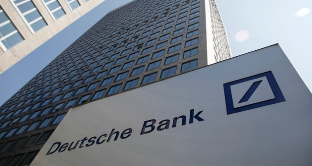 Deutsche Bank, 3. çeyrekte 92 milyon avro...