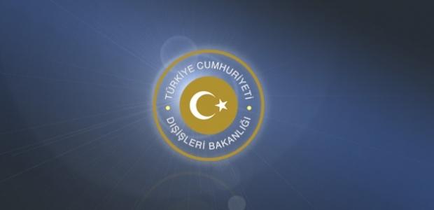 ''Dışişleri'nden Kırım açıklaması''