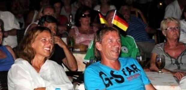 ''En çok turist Almanya ve Rusya'dan''