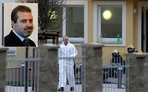 ''Filistin'in Prag Büyükelçisinin ölümü''