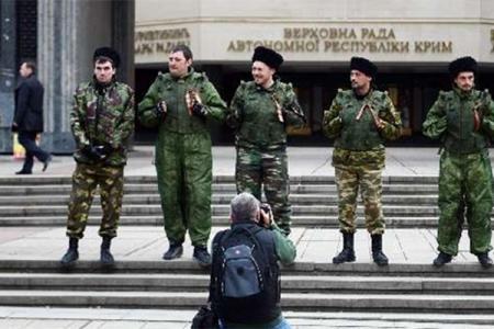 ''Gerginlik Büyüyor:Rus Askerleri Bunu da Yaptı''