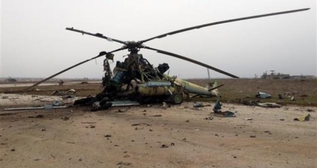 Helikopter kazası: 3 ölü