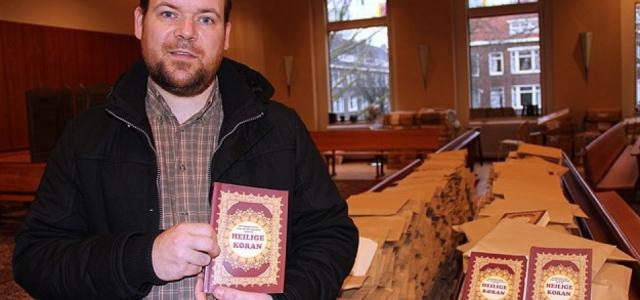 '' Hollanda'da Kur'an-ı Kerim'e büyük ilgi''