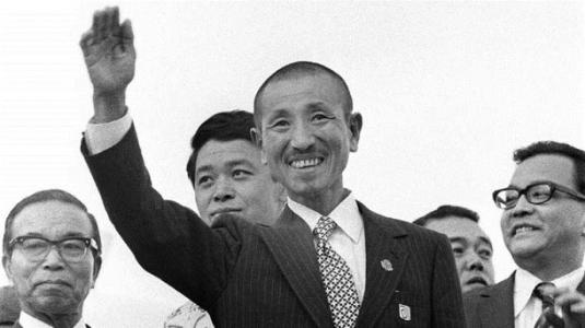 ''II. Dünya savaşının Teslim olmayan Japon askeri Onoda öldü''