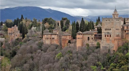 ''İspanya'nın Ruhu: Endülüs''