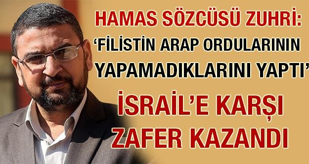 İsrail, Hamas'ın talepleri doğrultusunda...