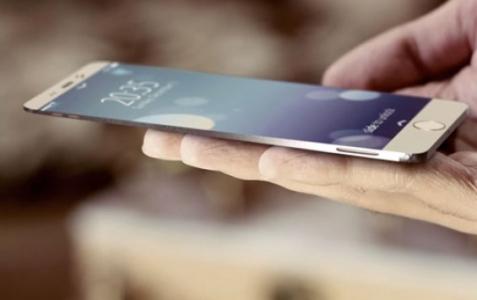 ''İşte iPhone 6'nın ilk fotoğrafı''