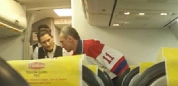 """""""İşte uçağı kaçırmaya çalışan korsanın fotoğrafı!"""""""
