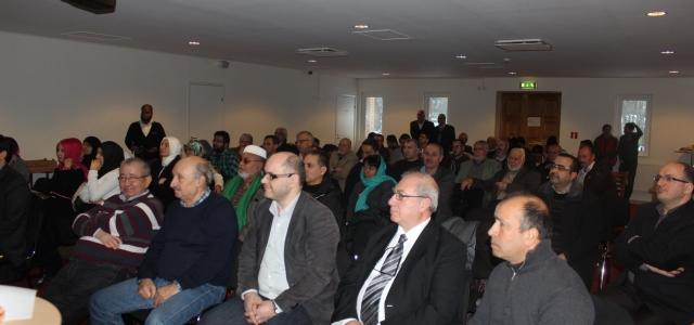 ''İsveç'te Türk Ailelere Çağrı: Korucu Aile Semineri''